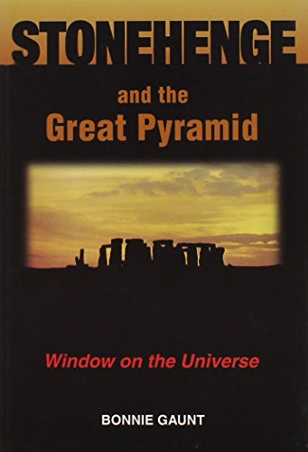 9780932813169: Stonehenge and the Great Pyramid: Window on the Universe