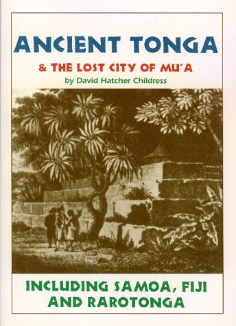 Ancient Tonga & the Lost City of