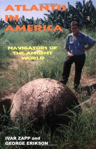 9780932813527: Atlantis in America: Navigators of the Ancient World