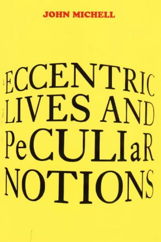 9780932813671: Eccentric Lives and Peculiar Notions