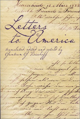 9780932826398: Letters to America