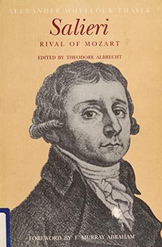 9780932845375: Salieri: Rival of Mozart