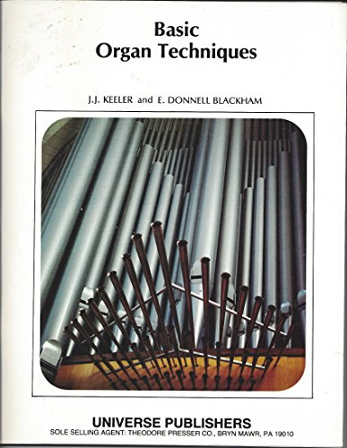 9780932858030: Basic Organ Technique