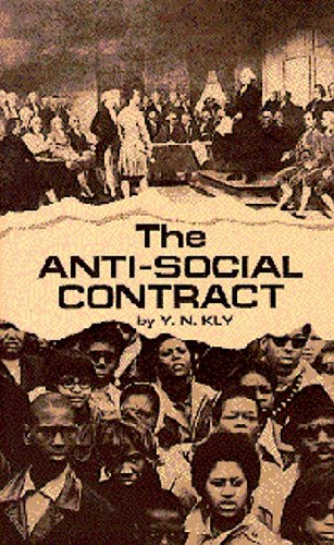 9780932863096: ANTI SOCIAL CONTRACT