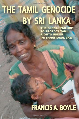 9780932863706: Tamil Genocide by Sri Lanka: The Global Failure to Protect Tamil Rights Under International Law