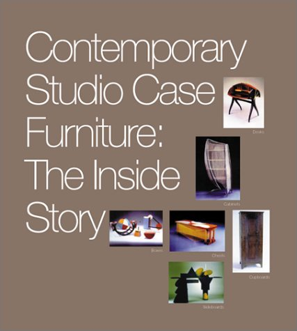 Contemporary Studio Case Furniture: The Inside Story: Virginia T. Boyd