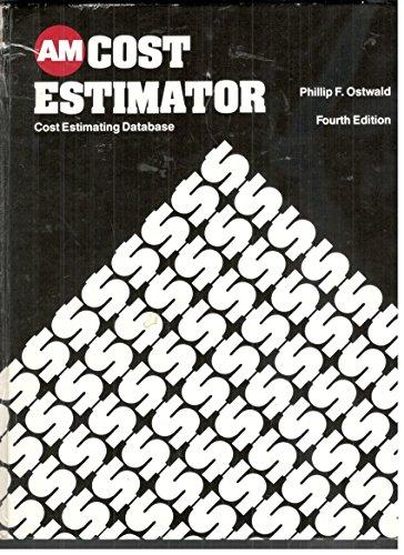 9780932905062: Am Cost Estimator