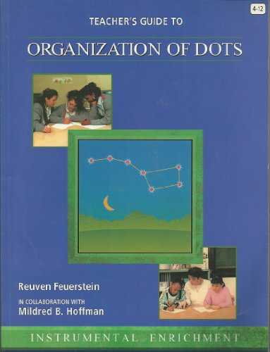 9780932935878: Teachers Guide to Organization of Dots