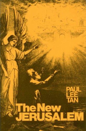 9780932940056: New Jerusalem