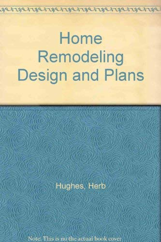 9780932944122: Home Remodeling Design and Plans