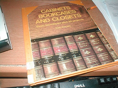 9780932944214: Cabinets, Bookcases and Closets
