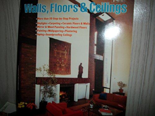 9780932944726: Walls, Floors & Ceilings