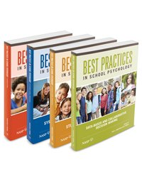 9780932955524: Best Practices in School Psychology 4 Book Set
