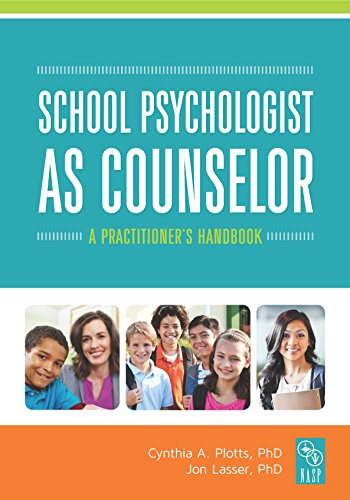 9780932955593: SCHOOL PSYCHOLOGIST AS COUNSELOR