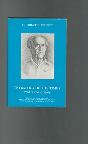 Tetralogy of the Times: Stories of Cyprus