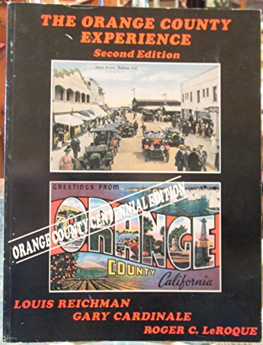 The Orange County Experience: Gary Cardinale; Diane