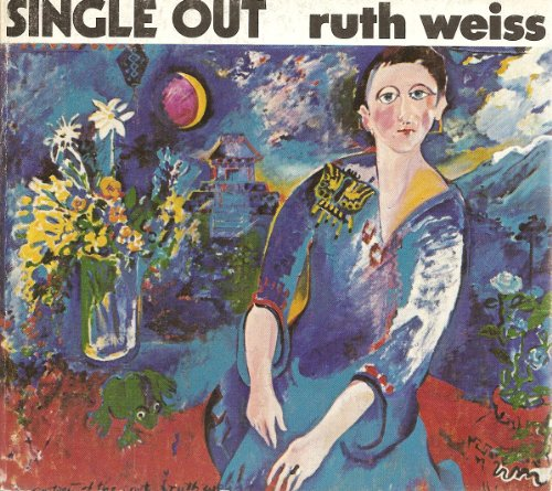 Single out: Weiss, Ruth, William McNeill and Paul Blake, cover art