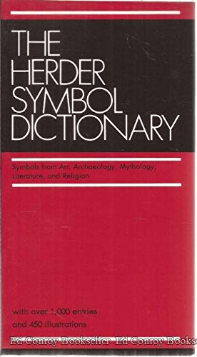 9780933029033: The Herder Symbol Dictionary