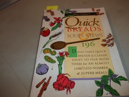 9780933031333: Quick Breads, Soups and Stews