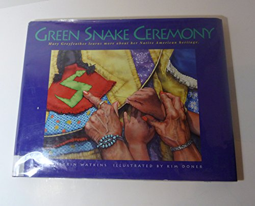 9780933031890: Green Snake Ceremony (The Greyfeather Series)