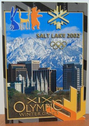 9780933043374: Salt Lake 2002 XIX Olympic Winter Games