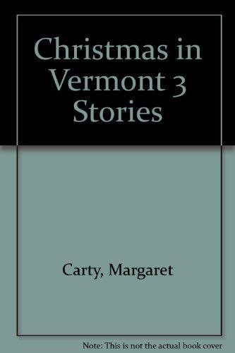 9780933050211: Christmas in Vermont 3 Stories