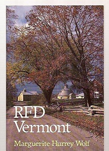 Rfd Vermont: Wolf, Marguerite Hurrey