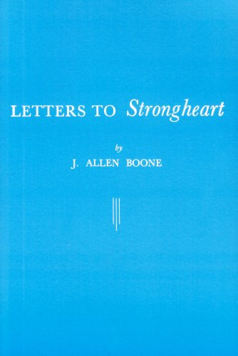 9780933062191: Letters to Strongheart