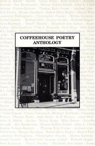 Coffeehouse Poetry Anthology: Bottom Dog Press