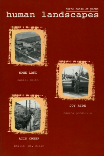 Human Landscapes: Three Books of Poems: Smith, D. &