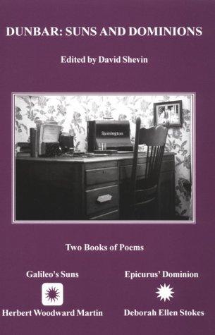 Dunbar: Suns and Dominions: Paul Laurence Dunbar;