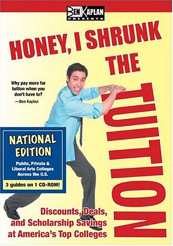 9780933094345: Honey, I Shrunk the Tuition! National Edition