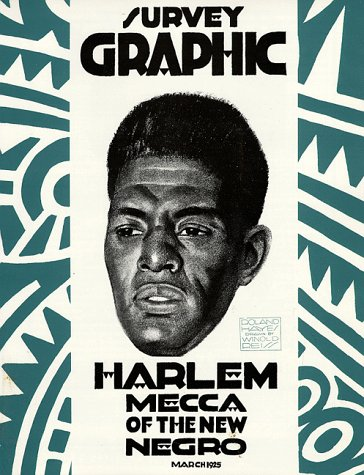 9780933121058: Survey Graphic the March 1925 Number Harlem Mecca of the New Negro