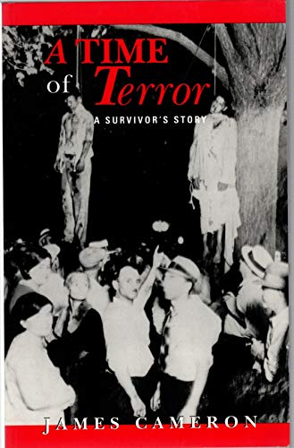 9780933121447: A Time of Terror: A Survivor's Story