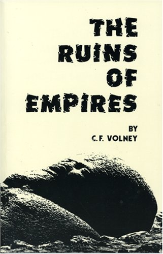 9780933121522: The Ruins, Or, Meditation on the Revolutions of Empires: And the Law of Nature