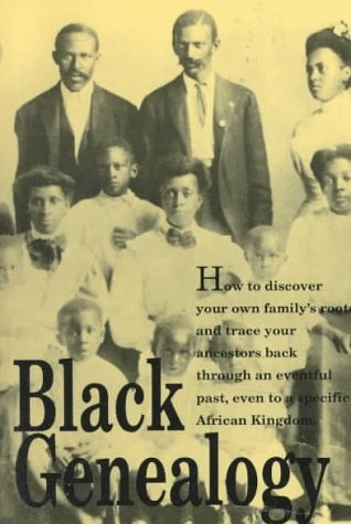 9780933121539: Black Genealogy