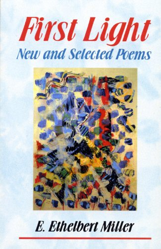 9780933121812: First Light: New and Selected Poems