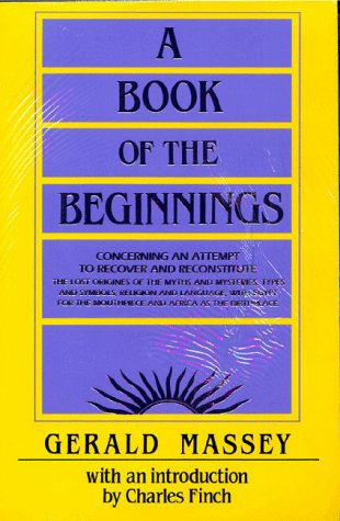 9780933121942: A Book of the Beginnings ( 2 volume set)