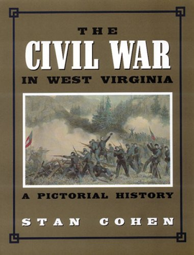 9780933126176: The Civil War in West Virginia: A Pictorial History