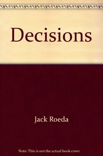 9780933140141: Decisions (Bible way)