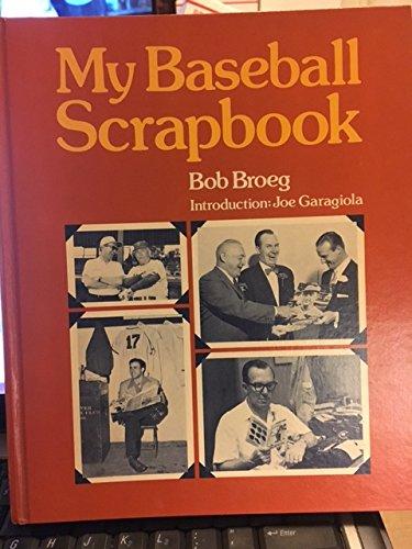MY BASEBALL SCRAPBOOK: Broeg, Bob