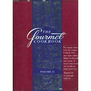 GOURMET COOKBOOK, Two Volume Set: GOURMET Editors
