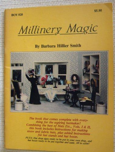 9780933168312: Millinery Magic