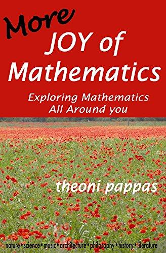 9780933174733: More Joy of Mathematics: Exploring Mathematical Insights and Concepts