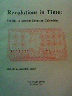 9780933175365: Revolutions in time: Studies in ancient Egyptian calendrics (Varia Aegyptiaca)