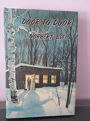9780933180734: Door to Door