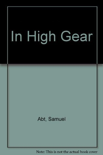 9780933201330: In High Gear: The World of Professional Bicycle Racing