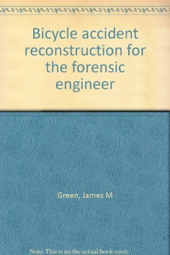 9780933201439: Bicycle accident reconstruction for the forensic engineer