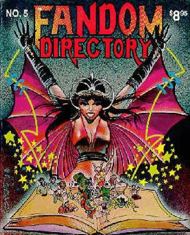 9780933215054: Fandom Directory (1983-1984)