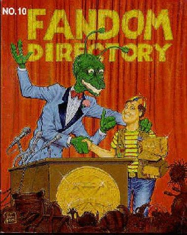9780933215108: Fandom Directory (1988-1989)